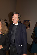 DAVID HARE, Opening of Abstract Expressionism, Royal Academy, Piccadilly, London, 20 September 2016