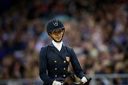 Graves Laura, USA, Verdades<br /> Grand Prix Freestyle<br /> FEI World Cup Dressage Final, Omaha 2017 <br /> © Hippo Foto - Dirk Caremans<br /> 01/04/2017
