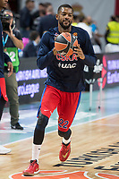 CSKA Moscu Cory Higgins during Turkish Airlines Euroleague match between Real Madrid and CSKA Moscu at Wizink Center in Madrid, Spain. October 19, 2017. (ALTERPHOTOS/Borja B.Hojas)