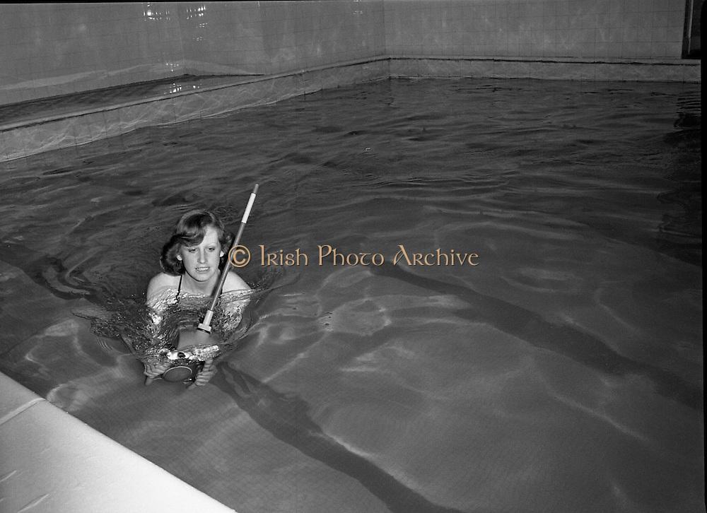 Aqua Scooting Reception Burlington 21/03/1978