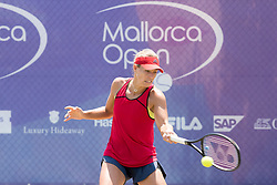 Angelique Kerber (GER) during the Mallorca Open at Country Club Santa Ponsa on June 22, 2018 in Mallorca, Spain. Photo Credit: Katja Boll/EVENTMEDIA.