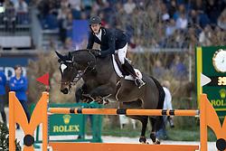 Bruynseels Niels, (BEL), Cas de Liberte Kelshof Z<br /> Credit Suisse Grand Prix<br /> CHI de Genève 2016<br /> © Hippo Foto - Dirk Caremans<br /> 08/12/2016