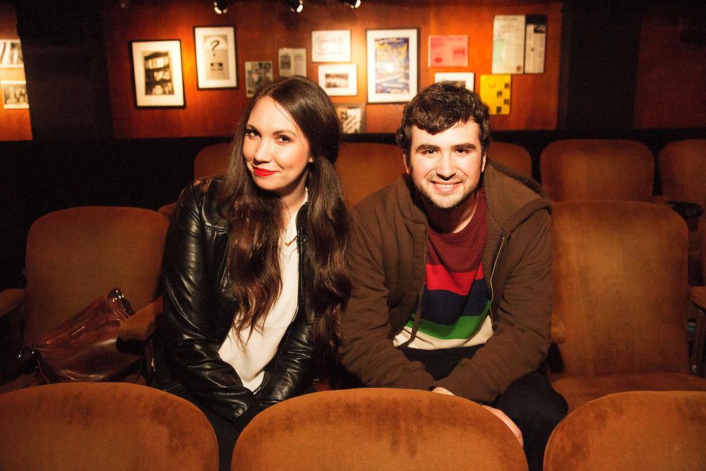 Whiplash - April 30, 2012 - UCB Theater, New York