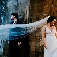 Take It to the Bridge ~ Jonny & Jennifer's Burnsall Village Hall, Yorkshire Dales Wedding