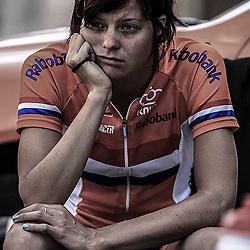 Sportfoto archief 2012<br /> Adrie Visser