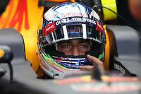 Daniel Ricciardo  - Red Bull  - Monza 03.09.2016 - Formula 1 Gran Premio d'Italia - Qualifiche