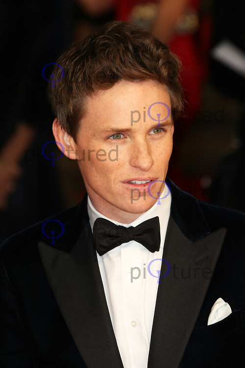 Eddie Redmayne, EE British Academy Film Awards (BAFTAs), Royal Opera House Covent Garden, London UK, 08 February 2015, Photo by Richard Goldschmidt