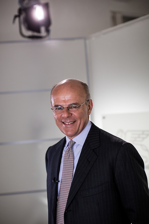MIlan, seat of the Assicurazioni Generali. The Chief executive officer Mario Greco.