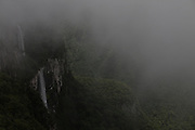 Cambara do Sul_RS, Brasil.<br /> <br /> Canion Fortaleza no Parque Nacional da Serra Geral. Detalhe da cachoeira localizada proximo a cachoeira do Tigre Preto.<br /> <br /> Fortaleza canyon in Serra Geral National Park. In this photo the waterfall near Tigre Preto waterfall.<br /> <br /> Foto: JOAO MARCOS ROSA / NITRO