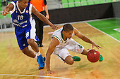 15112012 - Union Olimpija beats Cantu in Euroleague basketball match