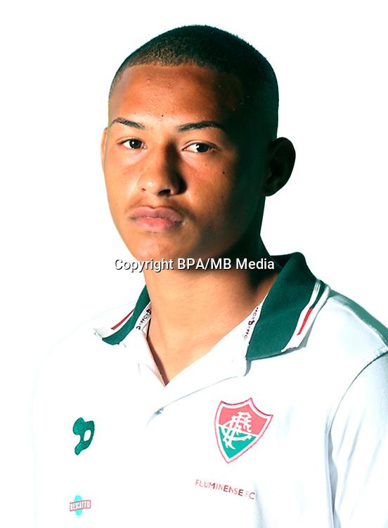 Brazilian Football League Serie A / <br /> ( Fluminense Football Club ) - <br /> Patrick Luan Dos Santos