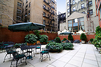 Courtyard at 308 East 72nd St