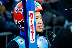 Yuki Ito of Japan after the 2nd Round at Day 1 of World Cup Ski Jumping Ladies Ljubno 2019, on February 8, 2019 in Ljubno ob Savinji, Slovenia. Photo by Matic Ritonja / Sportida