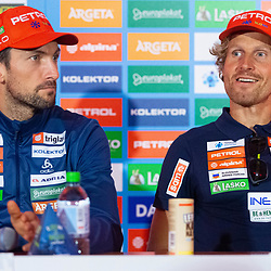 20191112: SLO, Biathlon - Press conference of Slovenian Biathlon team before new season