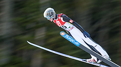 19.12.2014, Nordische Arena, Ramsau, AUT, FIS Nordische Kombination Weltcup, Skisprung, PCR, im Bild Hugo Buffard (FRA) // during Ski Jumping of FIS Nordic Combined World Cup, at the Nordic Arena in Ramsau, Austria on 2014/12/19. EXPA Pictures © 2014, EXPA/ JFK