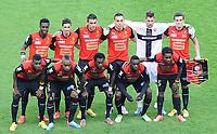 Fotball<br /> Frankrike<br /> 20.04.2013<br /> Foto: Panoramic/Digitalsport<br /> NORWAY ONLY<br /> <br /> Lagbilde Rennes