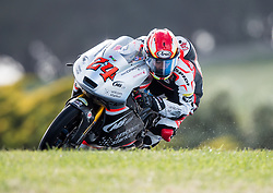 October 22, 2016 - Melbourne, Victoria, Australia - Japanese rider Tatsuki Suzuki (#24) of CIP-Unicorn Starker in action during the 3rd Moto3 Free Practice session at the 2016 Australian MotoGP held at Phillip Island, Australia. (Credit Image: © Theo Karanikos via ZUMA Wire)