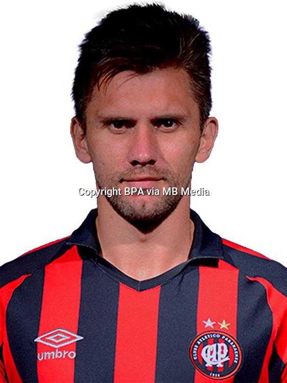 Brazilian Football League Serie A / <br /> ( Clube Atletico Paranaense ) - <br /> Paulo Andre Cren Benini &quot; Paulo Andre &quot;