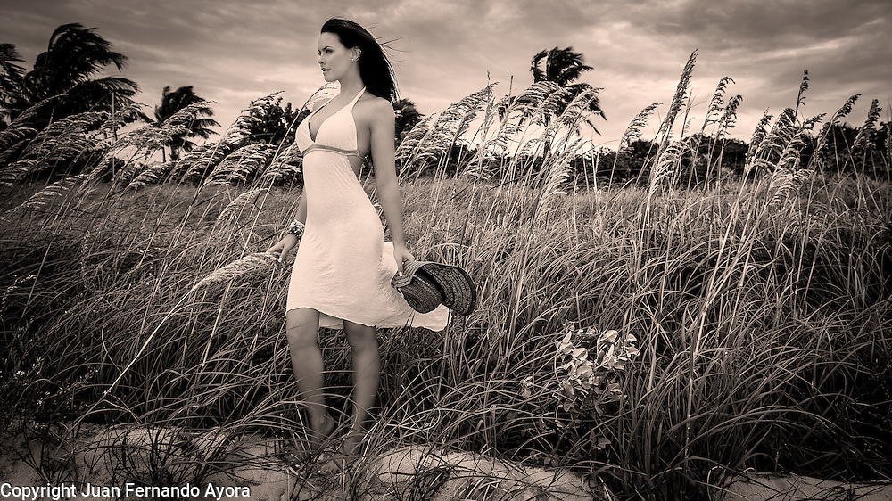 Fernanda Mello, Miami Beach<br />