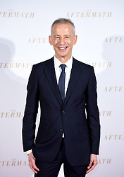 James Kent attending the world premiere of The Aftermath, held at the Picturehouse Central Cinema, London