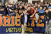 DESCRIZIONE : Campionato 2014/15 Virtus Acea Roma - Enel Brindisi<br /> GIOCATORE : Dejan Bodiroga<br /> CATEGORIA : Ultras Tifosi Spettatori Pubblico<br /> SQUADRA : Virtus Acea Roma<br /> EVENTO : LegaBasket Serie A Beko 2014/2015<br /> GARA : Virtus Acea Roma - Enel Brindisi<br /> DATA : 19/04/2015<br /> SPORT : Pallacanestro <br /> AUTORE : Agenzia Ciamillo-Castoria/GiulioCiamillo