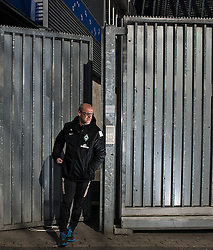 21.04.2013, Weserstadion, Bremen, GER, 1.FBL, Training SV Werder Bremen, im Bild der ehemalige Trainer von Werder Bremen, Thomas Schaaf beim Verlassen des Stadion-Gelaendes durch Tor 1, Bild aufgenommen am 21.04.2013// during the training session of the German Bundesliga Club SV Werder Bremen at the Weserstadion, Bremen, Germany on 2013/04/21. EXPA Pictures © 2013, PhotoCredit: EXPA/ Andreas Gumz ***** ATTENTION - OUT OF GER *****