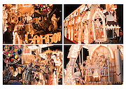 """A selection of four photographs of """"Gargoyles"""", the entry in the 2010 Somerset Carnival circuit by British Flag Carnival Club. Grouped together for printing. Can be printed with or without a caption on either A4 or A3 heavweight fine art paper. Please indicate on your order whether or not you would like a caption."""