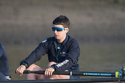 Putney, London,  Tideway Week, OUWBC. Oxford<br /> <br /> Bow: Alice Roberts, Championship Course. River Thames, <br /> <br /> Tuesday  28/03/2017<br /> [Mandatory Credit; Credit: Peter Spurrier/Intersport Images.com ]