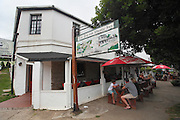 South Africa, Eastern Cape, Bathurst. The Pig and Whistle pub (the oldest in South Africa) <br /> <br /> Photo: &copy; ZuteLightfoot