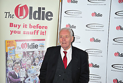 © Licensed to London News Pictures. 07/02/2012.  England. Tony Benn attends the Oldies of the year Awards at Simpsons hotel in the Strand London Photo credit : ALAN ROXBOROUGH/LNP