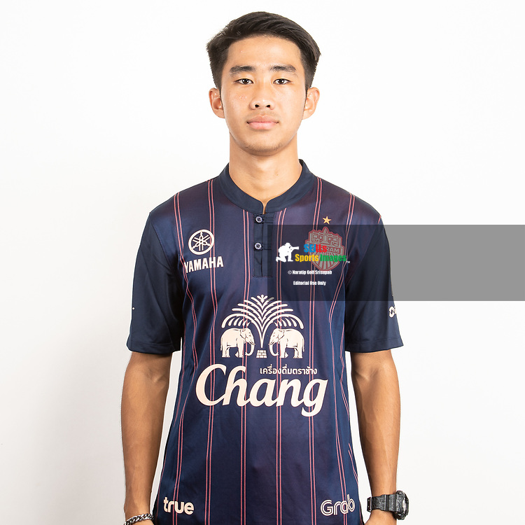 THAILAND - JUNE 26: Thanadol Khaosaart #67 of Buriram United on June 26, 2019.<br /> .<br /> .<br /> .<br /> (Photo by: Naratip Golf Srisupab/SEALs Sports Images/MB Media Solutions)