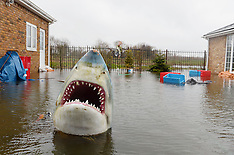 FEB 11 2014 Floods in the South, UK