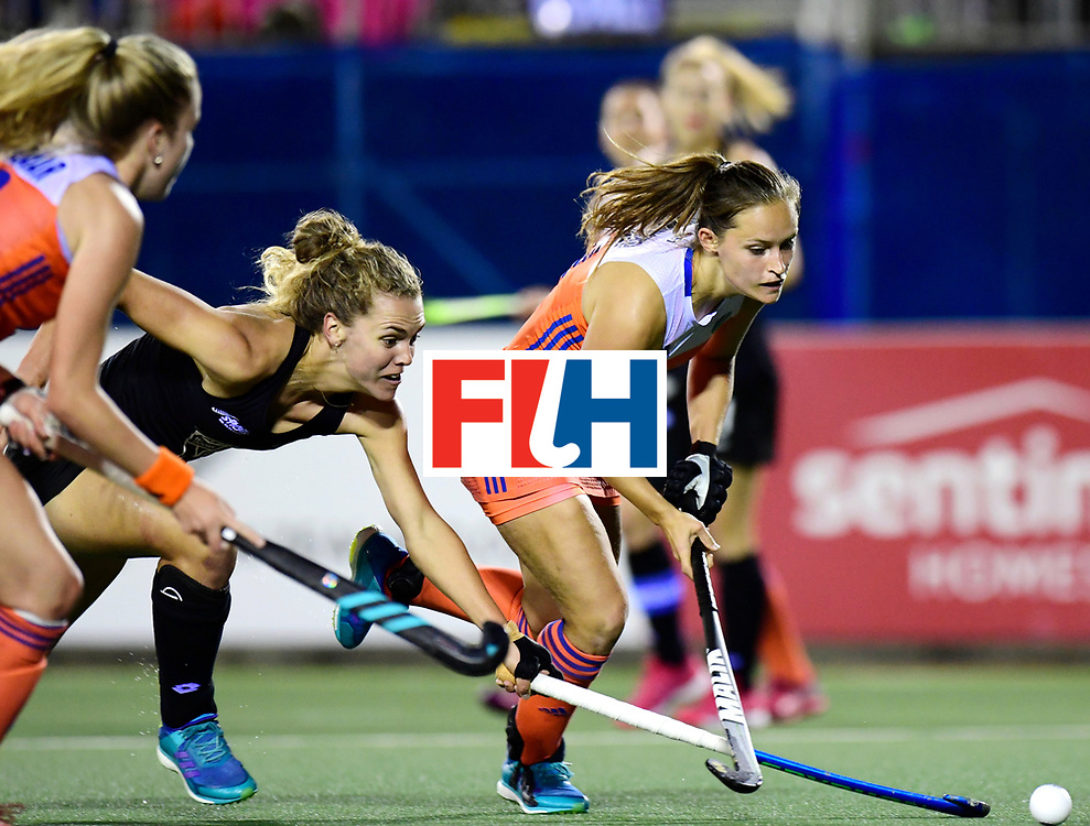AUCKLAND - Sentinel Hockey World League final women<br /> Match id:10322<br /> 22 NED v NZL (Final)<br /> Foto: Kelly Jonker <br /> WORLDSPORTPICS COPYRIGHT FRANK UIJLENBROEK