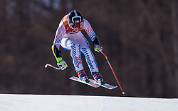 February 17, 2018 - PyeongChang, South Korea -  LAURENNE ROSS of USA during Alpine Skiing: Ladies Super-G at Jeongseon Alpine Centre at the 2018 Pyeongchang Winter Olympic Games. (Credit Image: © Patrice Lapointe via ZUMA Wire)