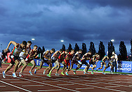Welsh international athletics event , Cardiff. pic by Andrew Orchard, Andrew Orchard sports photography