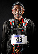 Portrait of ultra marathon runner Frederick Davis III before the start of the Grind Stone 100 Mile Ultra Marathon in Swoope, VA, Friday, Oct. 03, 2008...The Grindstone is the hardest 100 mile race east of the 100th meridian. ..