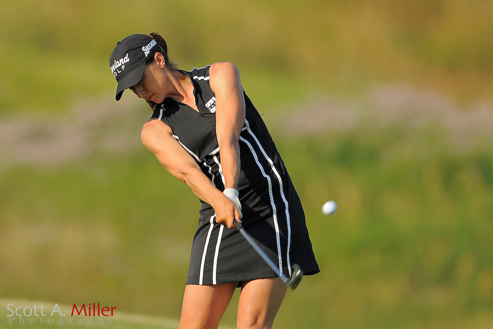 Paige Mackenzie during the first round of the US Women's Open at Blackwolf Run on July 5, 2012 in Kohler, Wisconsin. ..©2012 Scott A. Miller