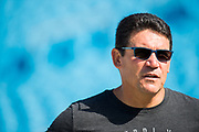September 17, 2017: BUFvsCAR. Head Coach, Ron Rivera
