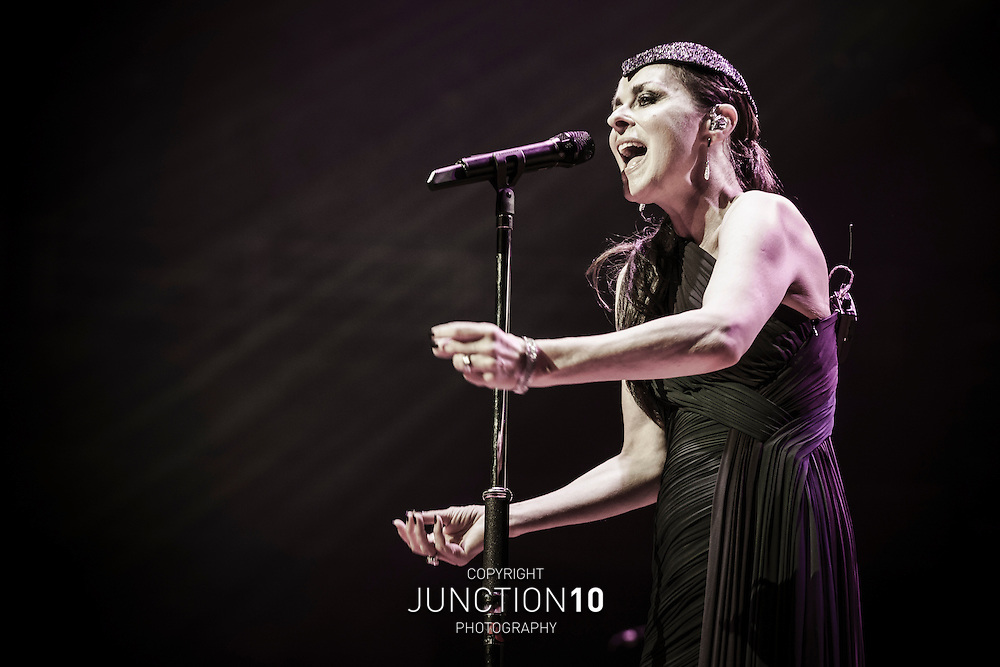 Lisa Stansfield in concert at the Symphony Hall, Birmingham, United Kingdom<br /> Picture Date: 16 June, 2013