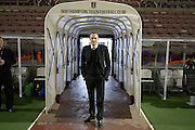 Northampton Town Chairman Kelvin Thomas during the Sky Bet League 2 match between Northampton Town and AFC Wimbledon at Sixfields Stadium, Northampton, England on 1 March 2016. Photo by Dennis Goodwin.