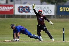 Dunedin-Cricket, Ford Trophy, Canterbury v Otago Volts
