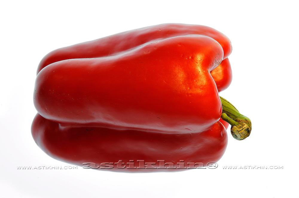 Supper low-cholesterol sweet pepper.