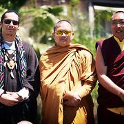 Luang Pu Nenkham chattigo et Isku kua Yawanawa