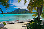 Bora Bora, Society Islands, French Polynesia; South Pacific