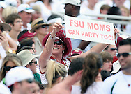 USF defeated No. 18 FSU 17-7, Saturday, 26 Sep 09, at Doak Campbell Stadium in front of 12,000 fans. First meeting between the schools and was viewed by FSU's biggest home crowd in four years.