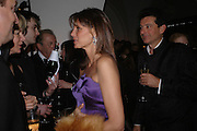 Countess Debonaire von Bismarck. Dinner to unveil the Van Cleef & Arpels jewellery collection 'Couture' with fashion by Anouska Hempel Couture. The Banqueting House, Whitehall Palace, London on 8th March 2005.ONE TIME USE ONLY - DO NOT ARCHIVE  © Copyright Photograph by Dafydd Jones 66 Stockwell Park Rd. London SW9 0DA Tel 020 7733 0108 www.dafjones.com