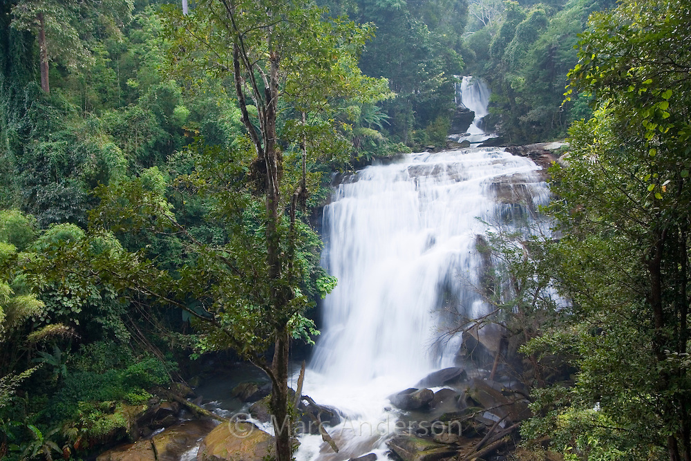 Siriphum (Sirithan) Waterfall, Doi Inthanon National Park, Thailand