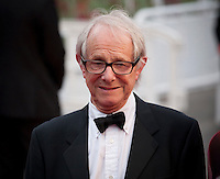 Director Ken Loach at the Closing Palm D'Or Awards Ceremony at the 69th Cannes Film Festival, Sunday 22nd May 2016, Cannes, France. Photography: Doreen Kennedy