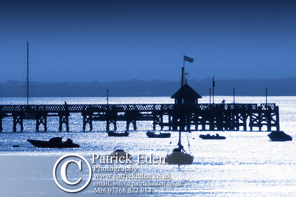 Yarmouth Pier fishing Isle of Wight photography photograph canvas canvases