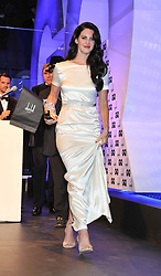 LANA DEL REY winner of the GQ Woman of The Year Award at the GQ Men of The Year Awards 2012 held at The Royal Opera House, London on 4th September 2012.
